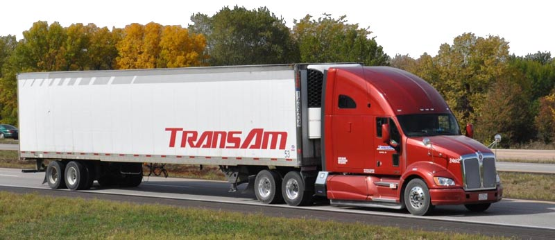 Swift Trucking Reviews >> TransAm Trucking | TruckingCompanies.org