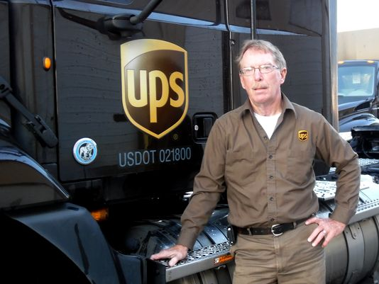 Ups Package Delivery Driver Pay >> Ups Truck Driver Salary Truckingcompanies Org