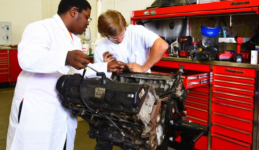 Diesel Mechanic Schools