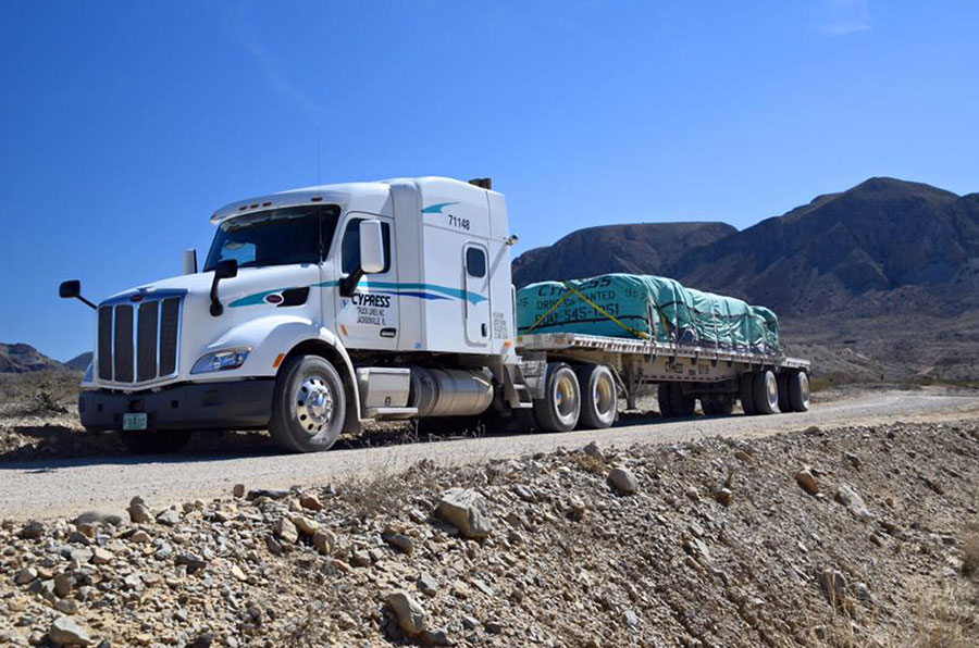 Cypress Truck Lines Inc